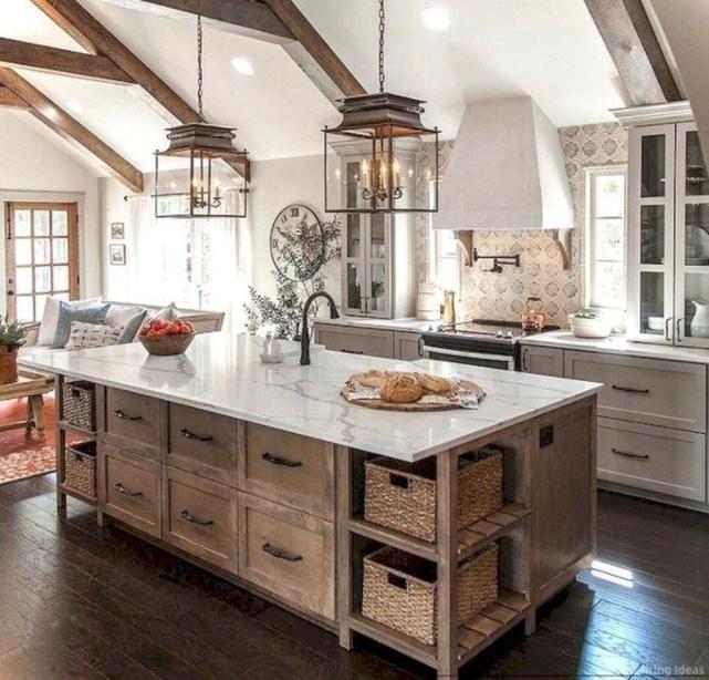Favorite Farmhouse Kitchen Design Ideas 46
