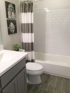 Incredible Bathroom Cabinet Paint Color Ideas 10