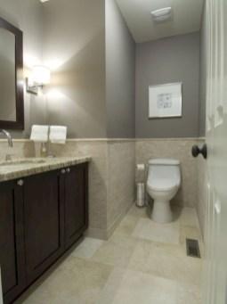Incredible Bathroom Cabinet Paint Color Ideas 16