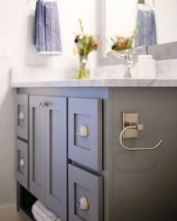Incredible Bathroom Cabinet Paint Color Ideas 21