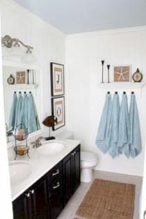 Incredible Bathroom Cabinet Paint Color Ideas 23
