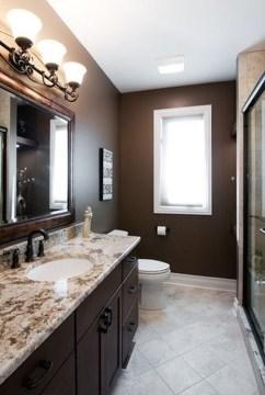 Incredible Bathroom Cabinet Paint Color Ideas 26