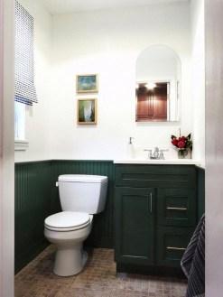 Incredible Bathroom Cabinet Paint Color Ideas 34
