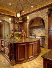 Luxury Tuscan Kitchen Design Ideas 09