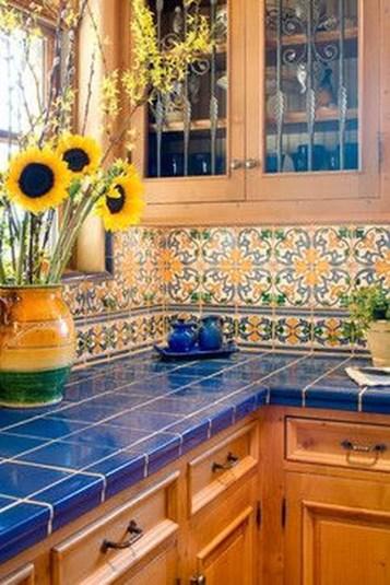 Luxury Tuscan Kitchen Design Ideas 12