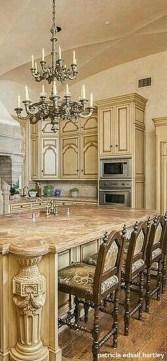 Luxury Tuscan Kitchen Design Ideas 23
