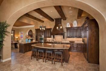 Luxury Tuscan Kitchen Design Ideas 25