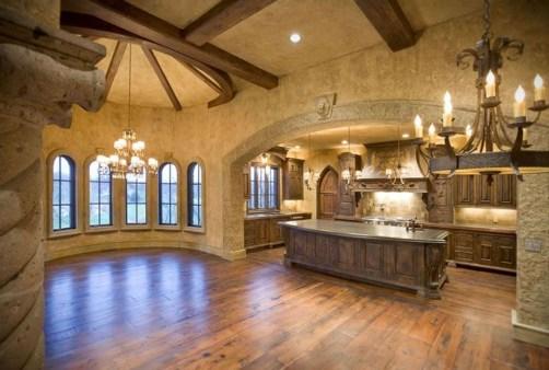 Luxury Tuscan Kitchen Design Ideas 30