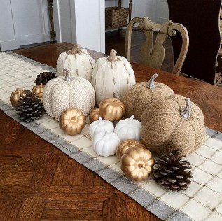 Marvelous DIY Home Decor For A Festive Fall 29