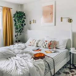 Modern Small Bedroom Design Ideas For Home 34