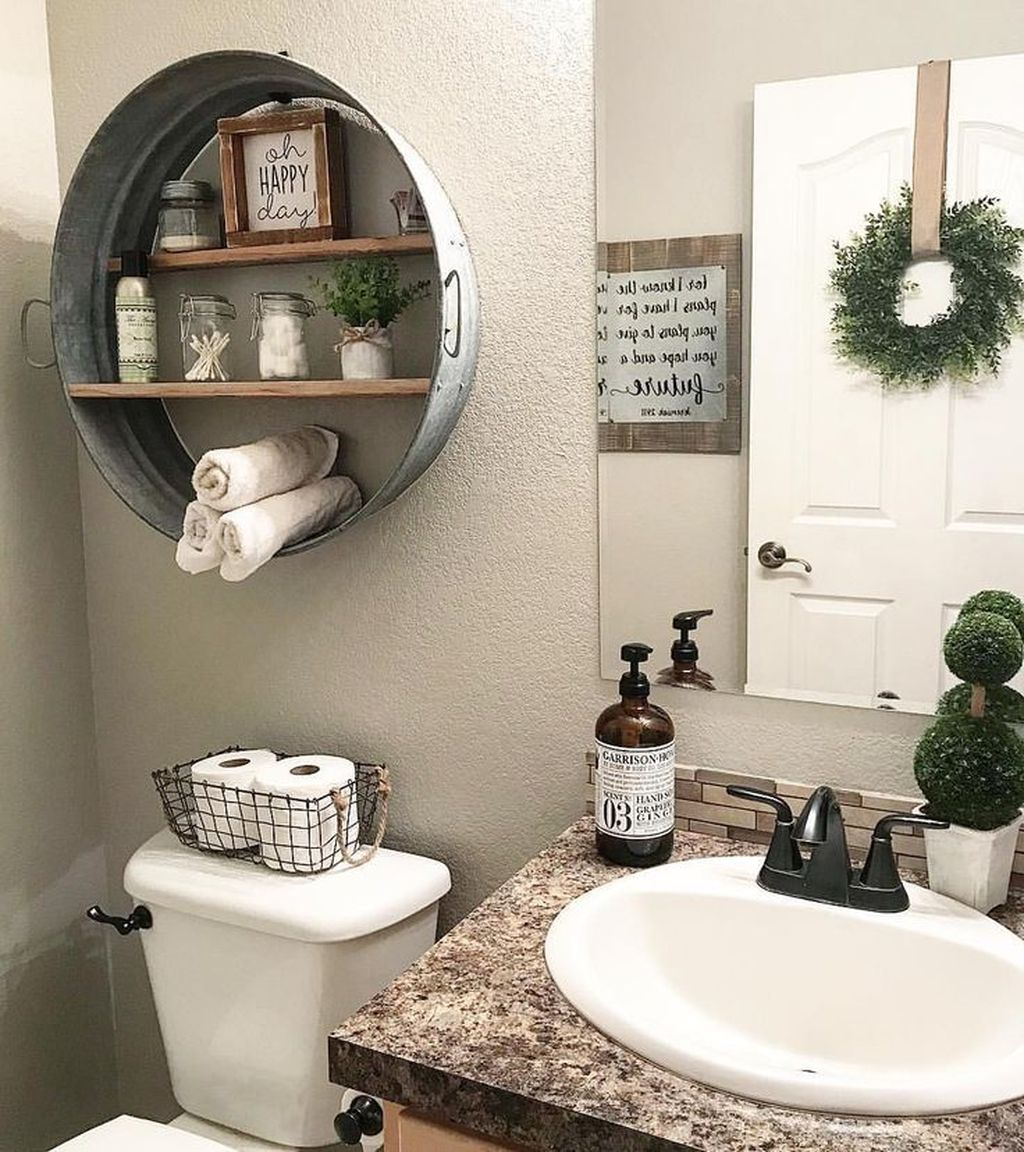Small Bathroom Makeovers: 55 Outstanding DIY Bathroom Makeover Ideas On A Budget
