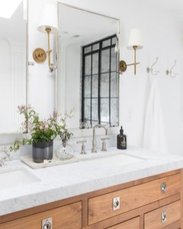 Outstanding DIY Bathroom Makeover Ideas On A Budget 29