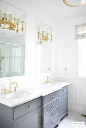 Outstanding DIY Bathroom Makeover Ideas On A Budget 43