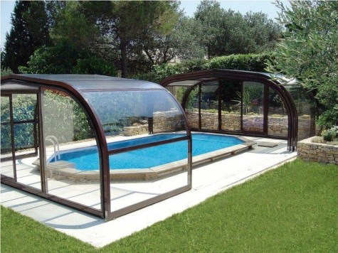 Popular Small Swimming Pool Design On A Budget 16