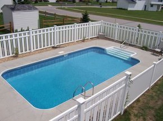 Popular Small Swimming Pool Design On A Budget 37