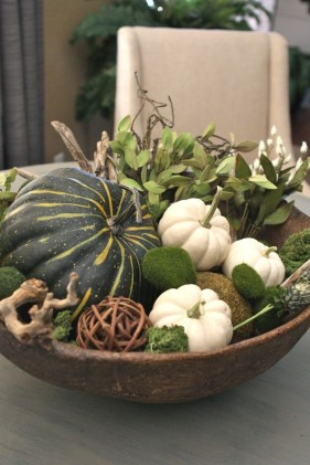 Simple Fall Table Decoration Ideas 07
