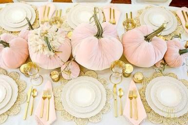Simple Fall Table Decoration Ideas 51