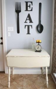 Stunning Kitchen Wall Decor Ideas 11