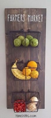 Stunning Kitchen Wall Decor Ideas 17