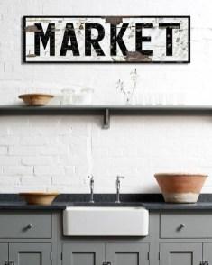 Stunning Kitchen Wall Decor Ideas 46