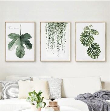 Stunning Living Room Wall Decoration Ideas 33