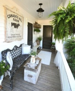 Unique Apartment Small Porch Decorating Ideas 01