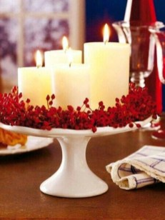 Amazing Christmas Centerpieces Decoration Ideas 37