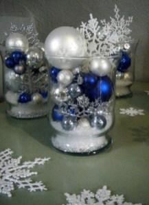 Amazing Christmas Centerpieces Decoration Ideas 56