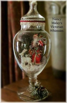 Beautiful Vintage Christmas Decoration Ideas 08