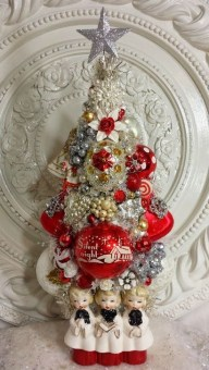 Beautiful Vintage Christmas Decoration Ideas 11