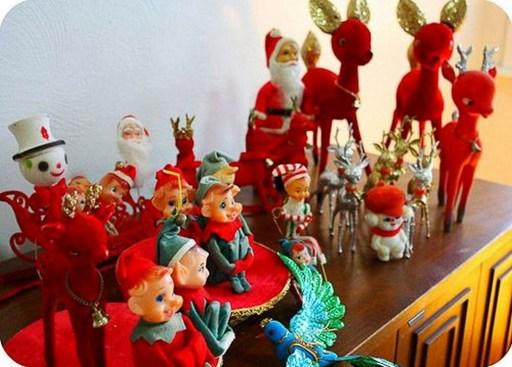 Beautiful Vintage Christmas Decoration Ideas 37