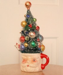 Beautiful Vintage Christmas Decoration Ideas 40