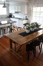 Best Rustic Dining Room Design Ideas 05