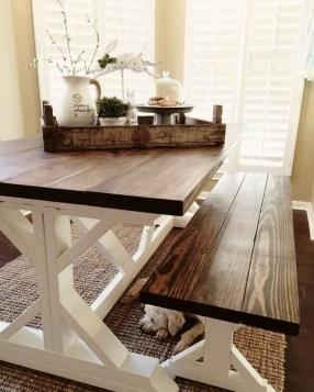 Best Rustic Dining Room Design Ideas 19