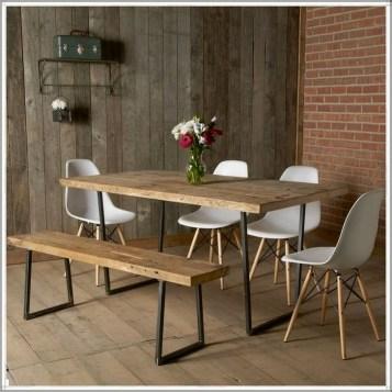 Best Rustic Dining Room Design Ideas 21