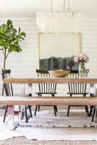 Best Rustic Dining Room Design Ideas 30