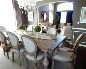 Best Rustic Dining Room Design Ideas 50