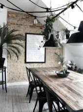 Best Rustic Dining Room Design Ideas 51