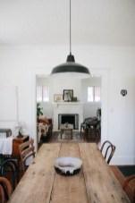 Best Rustic Dining Room Design Ideas 52