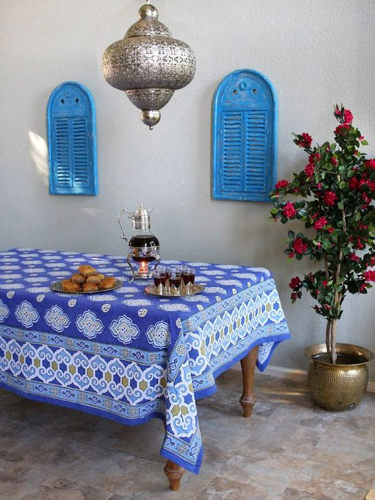 Comfy Moroccan Dining Room Design You Should Try 27