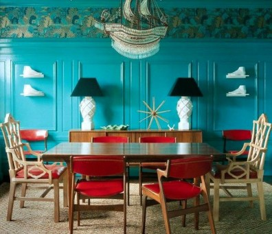 Comfy Moroccan Dining Room Design You Should Try 32