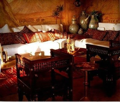 Comfy Moroccan Dining Room Design You Should Try 34