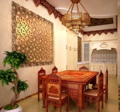Comfy Moroccan Dining Room Design You Should Try 46