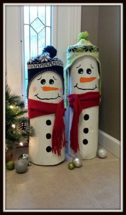 Cool Wood Christmas Decoration You Will Love 24