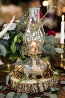 Cozy Rustic Winter Decoration For Your Home 04