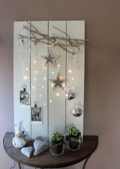 Cozy Rustic Winter Decoration For Your Home 14