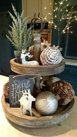 Cozy Rustic Winter Decoration For Your Home 18