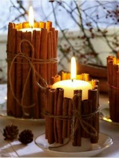 Cozy Rustic Winter Decoration For Your Home 30