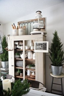 Cozy Rustic Winter Decoration For Your Home 54