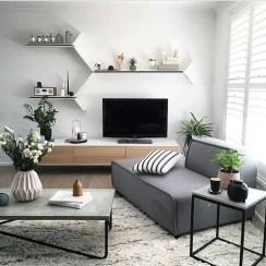 Elegant Scandinavian Living Room Design Ideas 02
